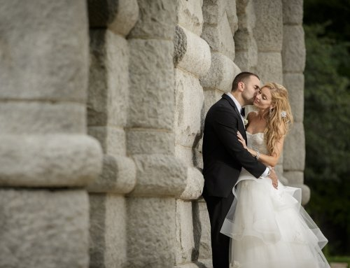 Glamorous and Sophisticated Chicago Wedding at Cafe Brauer