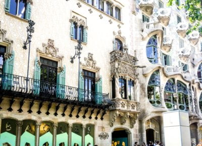barcelona girls trip