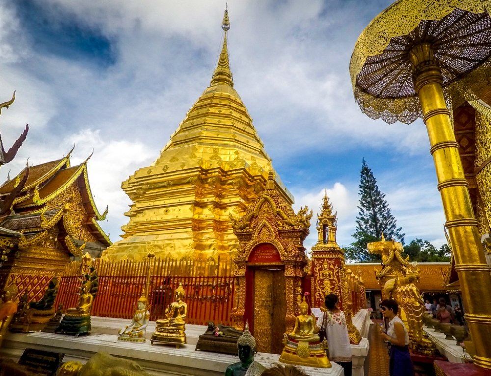 Honeymoon at Chiang Mai