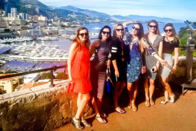 Monte Carlo   Bachelorette Party   Bubbly Moments