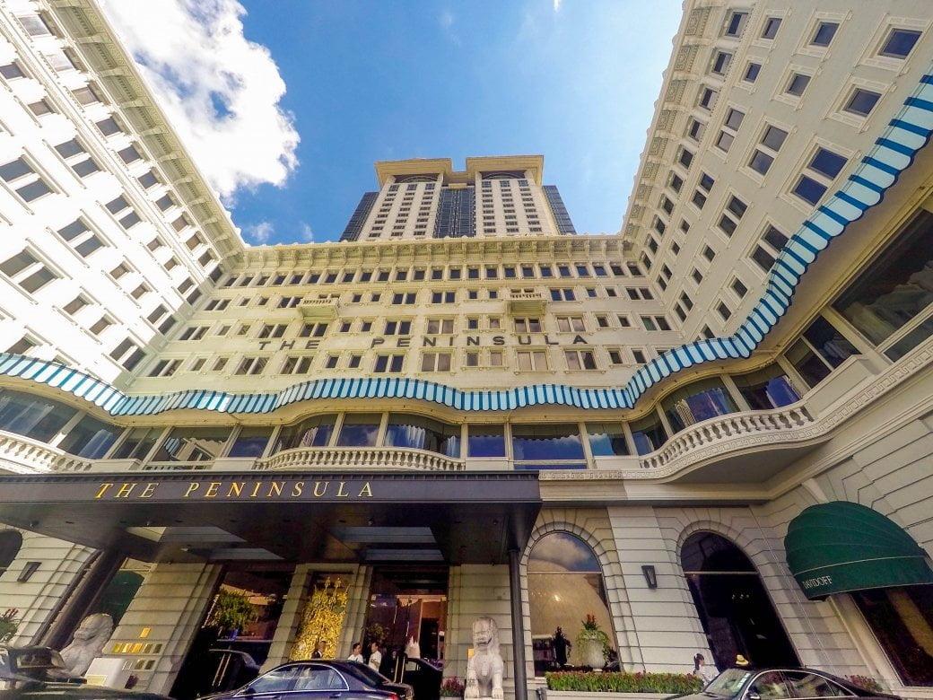The Peninsula Hong Kong | Hong Kong Honeymoon | Travel | Bubbly Moments