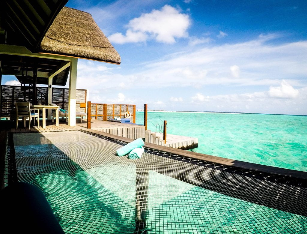 Overwater Villa | Maldives | Bubbly Moments