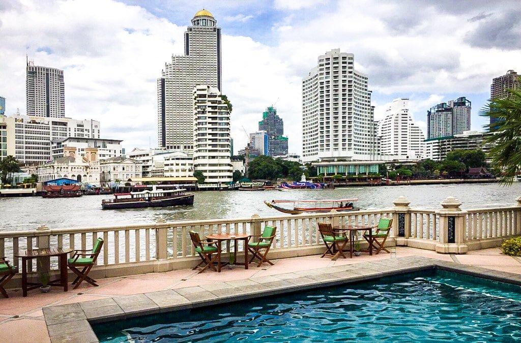 Bangkok Chao Phraya River | Bangkok Honeymoon | Travel | Bubbly Moments