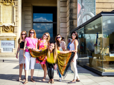 Barcelona Girls Trip   Bachelorette Party   Europe   Travel   Bubbly Moments