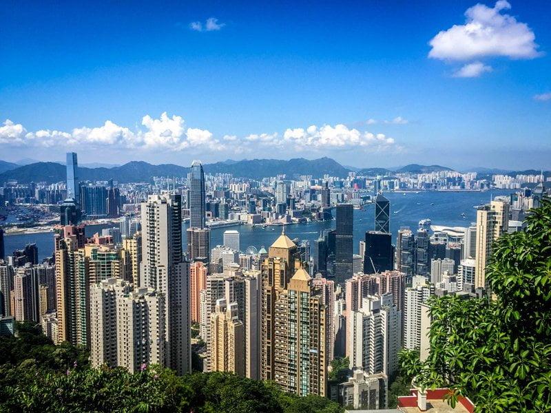 Hong Kong Victoria Peak | Hong Kong Honeymoon | Travel | Bubbly Moments