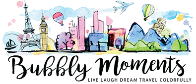 Bubbly Moments Logo