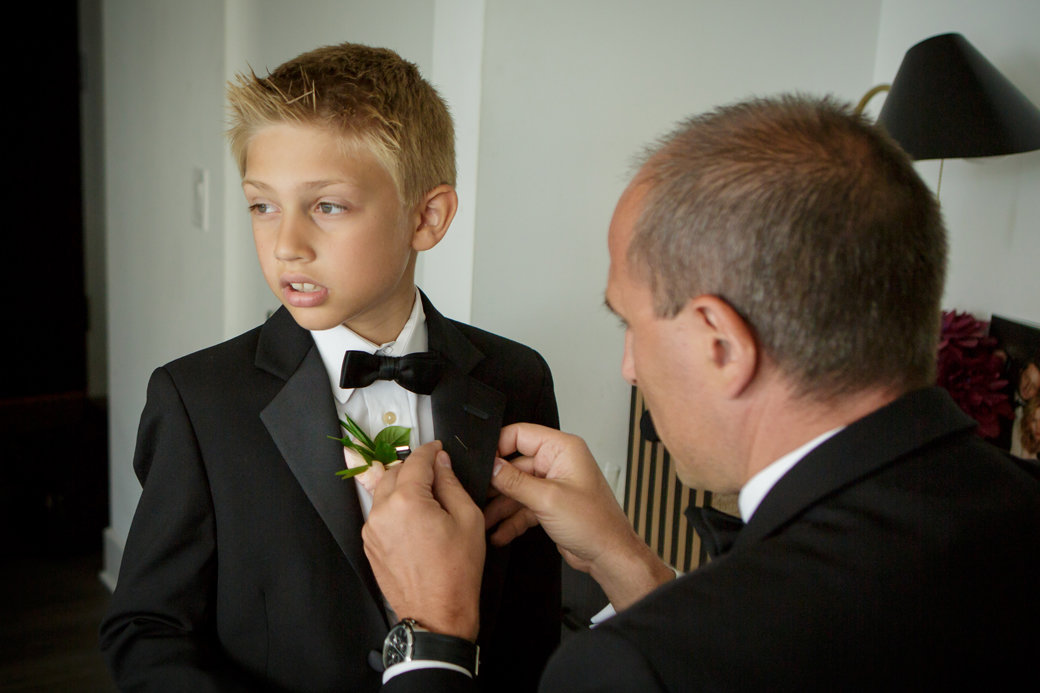 Ring Bearer Style | Getting Ready | Chicago Wedding | Cafe Brauer Wedding | Bubbly Moments