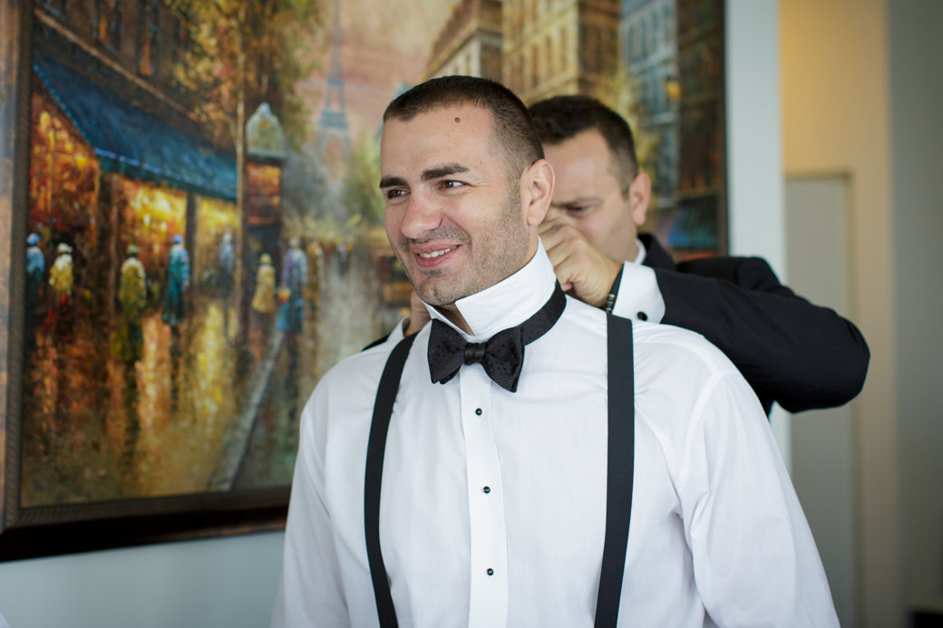Groom Style | Getting Ready | Chicago Wedding | Cafe Brauer Wedding | Bubbly Moments