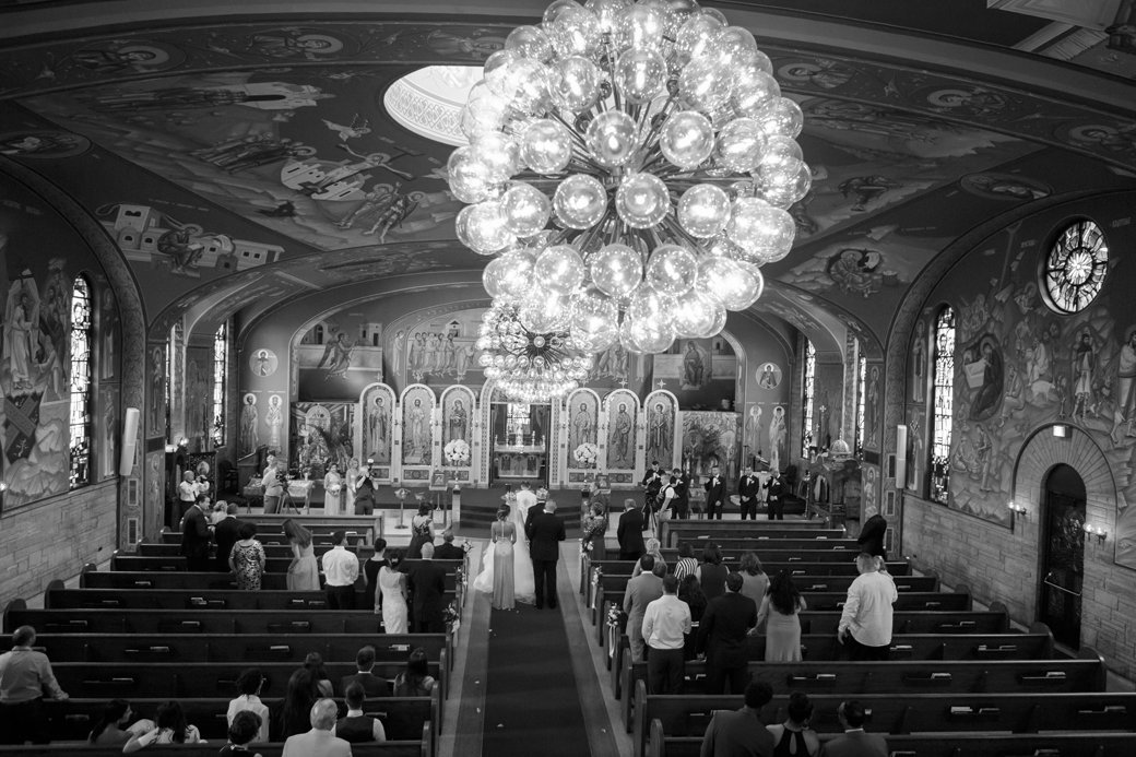 Orthodox Ceremony | Bride | Chicago Wedding | Cafe Brauer Wedding | Bubbly Moments