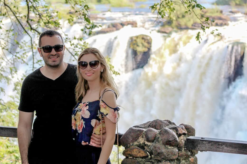 Victoria Falls | Livingstone | Zambia | Sanctuary Sussi & Chuma | Africa Safari | Bubbly Moments