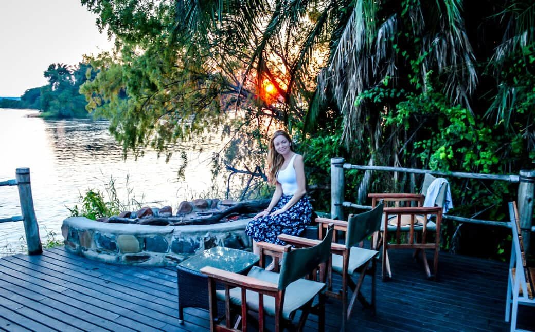 Victoria Falls | Sanctuary Sussi & Chuma | Africa Safari | Bubbly Moments