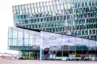 Harpa   How to spend 48 hours in Reykjavik   Bubbly Moments