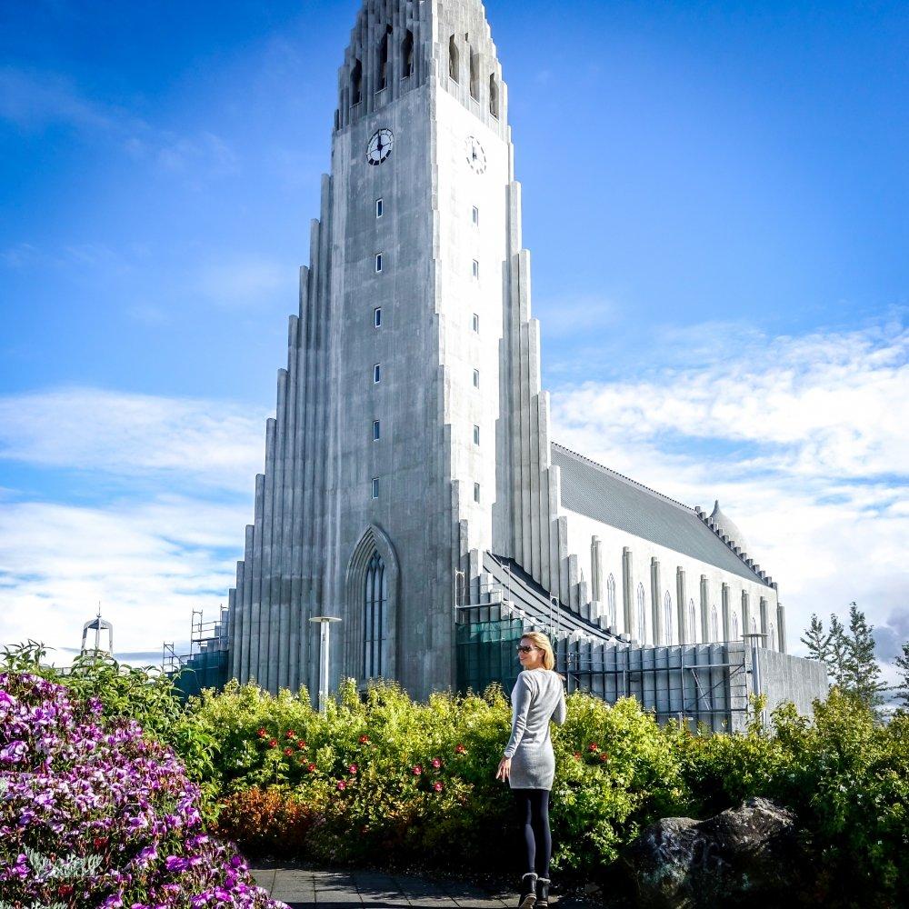 Hallgrimskirkja|HowtospendhoursinReykjavik|BubblyMoments