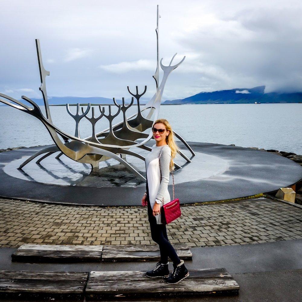 SunVoyager|VikingShip|HowtospendhoursinReykjavik|BubblyMoments