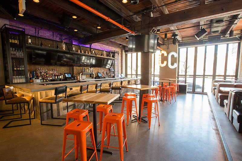 Concrete Cowboy | Best Sports Bars in River North, Chicago | Bubbly Moments