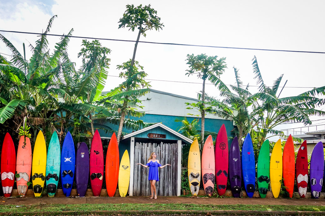 Paia Town | Driving the Road to Hana | Maui | Hawaii | Bubbly Moments