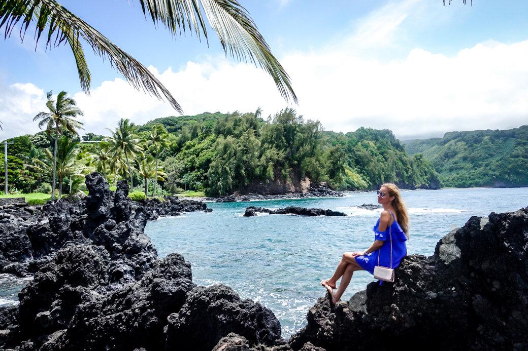 Keanae Peninsula | Driving the Road to Hana | Maui | Hawaii | Bubbly Moments