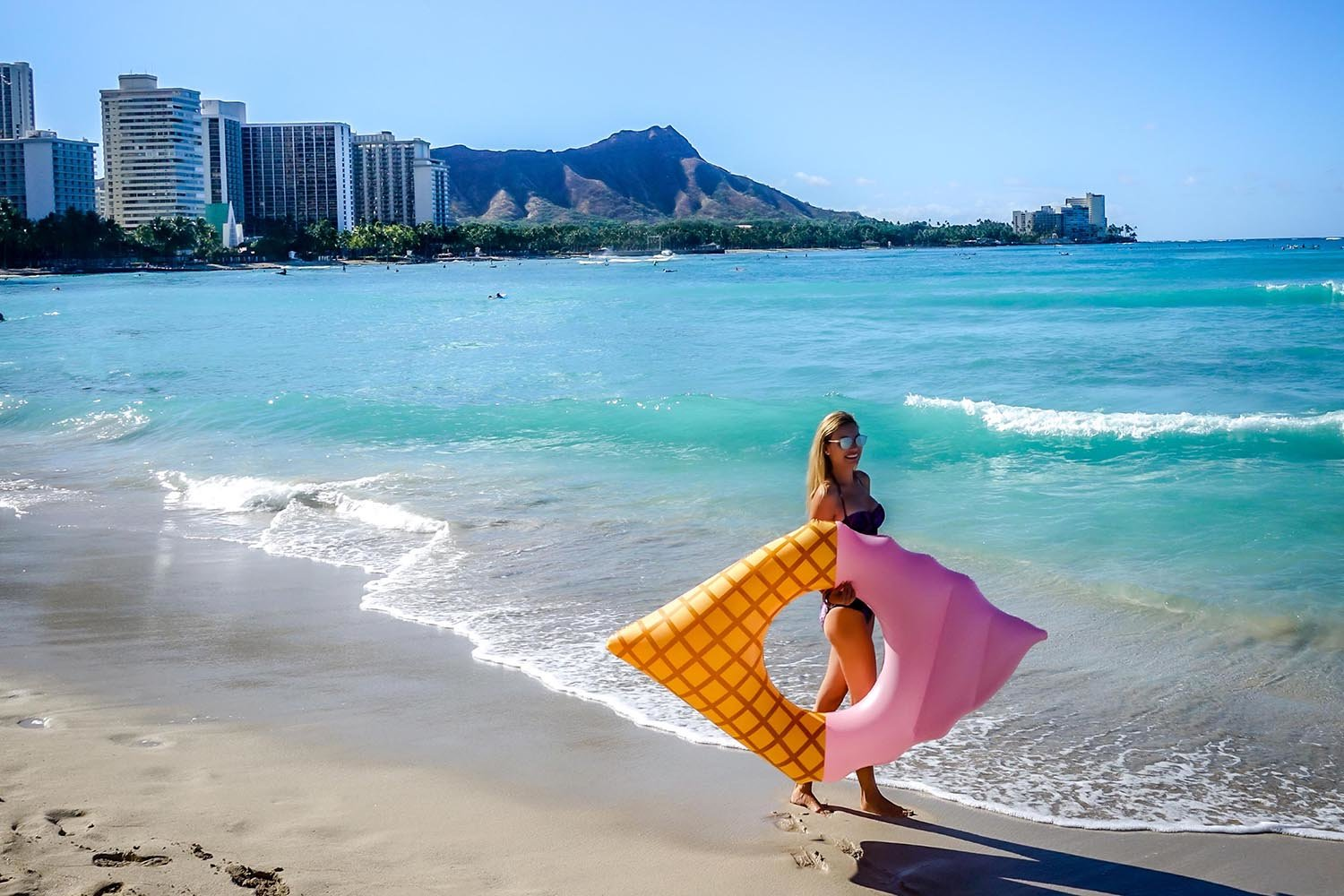 Best Beach To Learn How To Surf Oahu