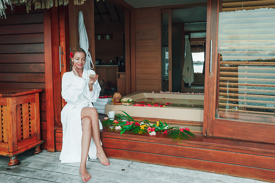 Olay Whips Ultimate Skin Solution | Bora Bora | French Polynesia | Travel | Bubbly Moments