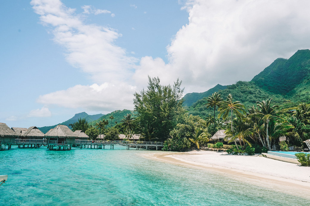 Sofitel Moorea Ia Ora Beach Resort | French Polynesia | Tahiti | Island | Ultimate Overwater Bungalow | Travel | Travel Photography | Bubbly Moments