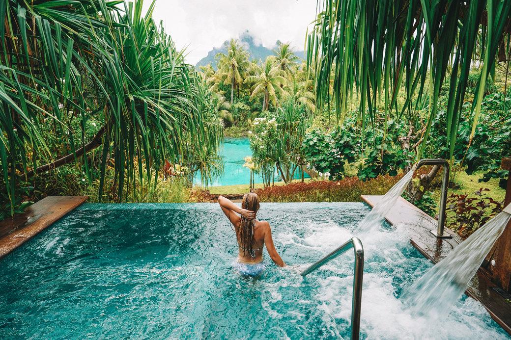 Dazzling Bora Bora Four Seasons Bora Bora