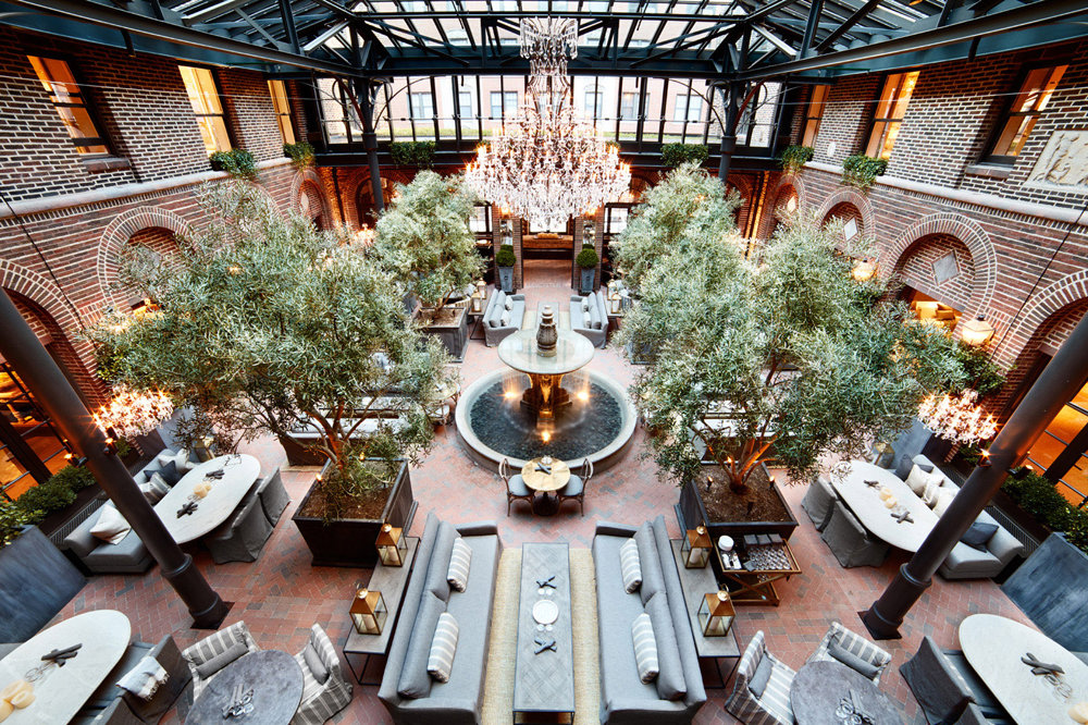 Three Arts Cafe | RH | Best Afternoon Tea Places in Chicago | Afternoon Tea in Chicago | Travel | Bubbly Moments