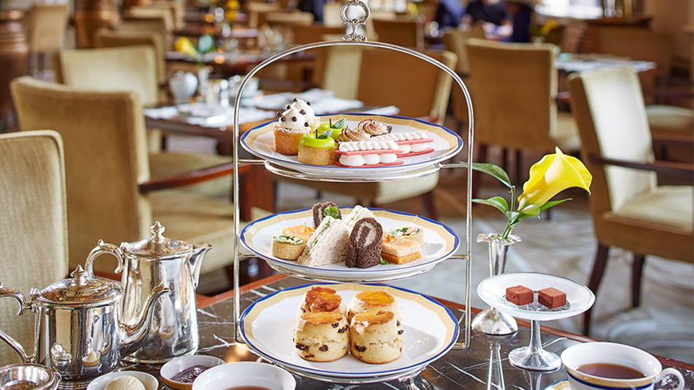 The Lobby | Peninsula Hotel | Best Afternoon Tea Places in Chicago | Afternoon Tea in Chicago | Travel | Bubbly Moments