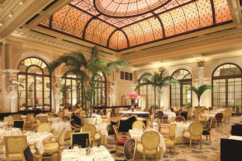 Palm Court | Drake Hotel | Best Afternoon Tea Places in Chicago | Afternoon Tea in Chicago | Travel | Bubbly Moments