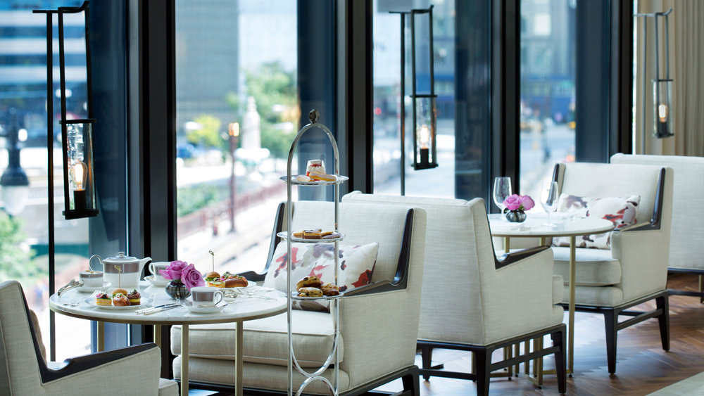 Pavilion | Langham Chicago Hotel | Best Afternoon Tea Places in Chicago | Afternoon Tea in Chicago | Travel | Bubbly Moments