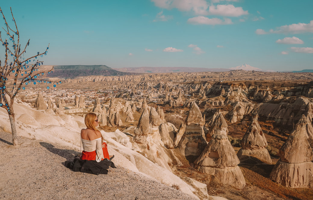 Hot Air Balloon | Turkey | Things to Do in Cappadocia | Hotels in Cappadocia | Cappadocia | Goreme | Uchisar | Travel | Bubbly Moments