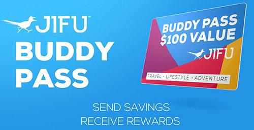 Jifu Travel | Buddy Pass | Travel Club | Cheap Travel |Discount Travel Site | Reduced Price Hotel | Flight | Resort | Bubbly Moments