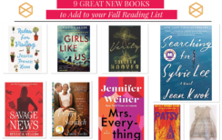 Fall Reads 2019 | Great New Books | Great Books To Read | Favorite Fall Books | Fall Reading List | Bubbly Moments