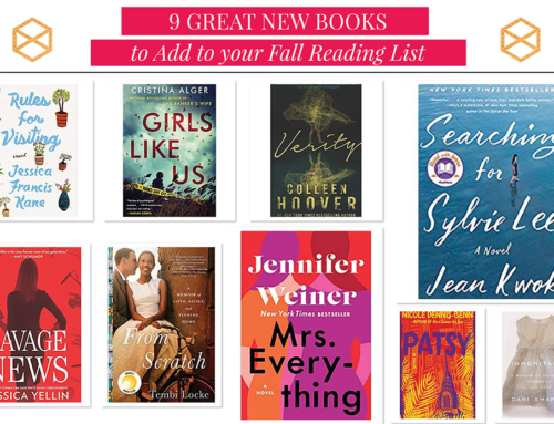 9 Great Books to Add to your Fall Reading List