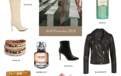 Fall 2019 | Top 10 Must-Haves for 2019 Fall Fashion | Bubbly Moments