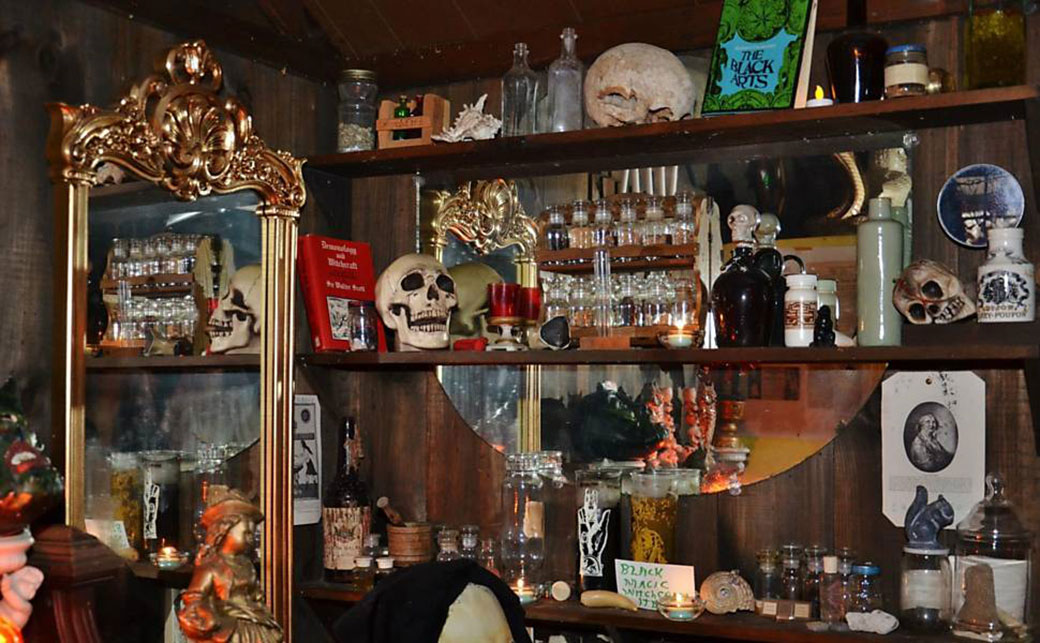 Occult Museum Connecticut | 8 Creepy Places to Visit around the US | Spooky Places | Travel | Bubbly Moments