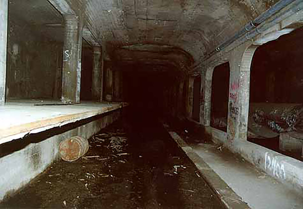 Shanghai Tunnels Oregon | 8 Creepy Places to Visit around the US | Spooky Places | Travel | Bubbly Moments
