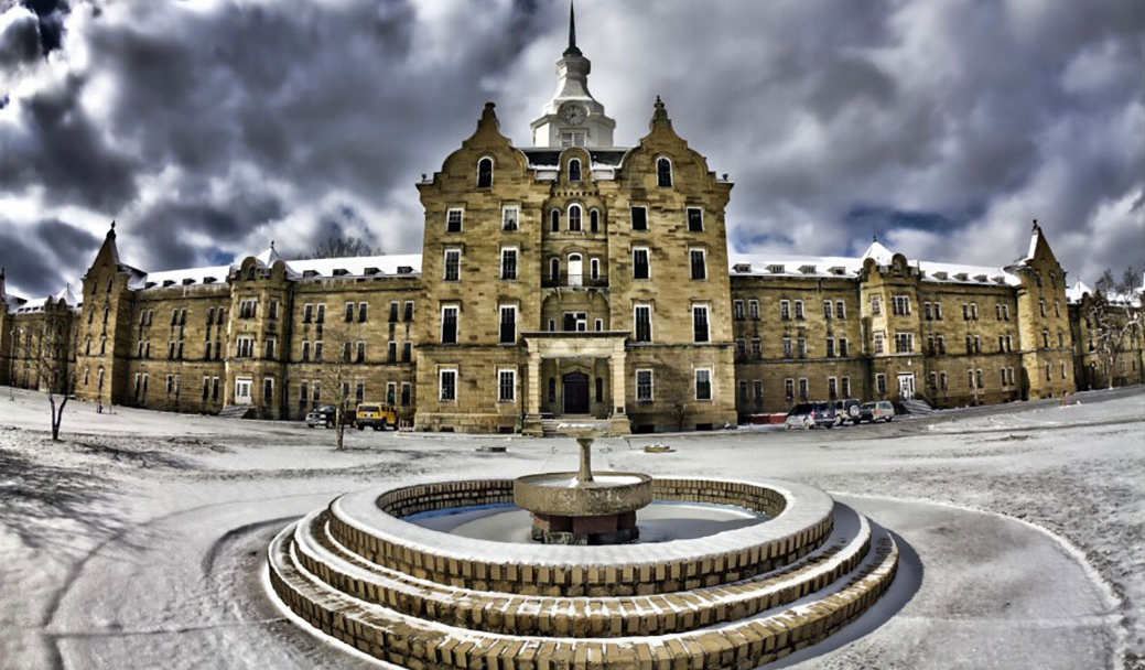 Trans Allegheny Lunatic Asylum | 8 Creepy Places to Visit around the US | Spooky Places | Travel | Bubbly Moments