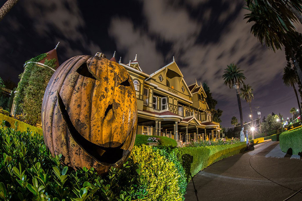 Winchester Mystery House | 8 Creepy Places to Visit around the US | Spooky Places | Travel | Bubbly Moments