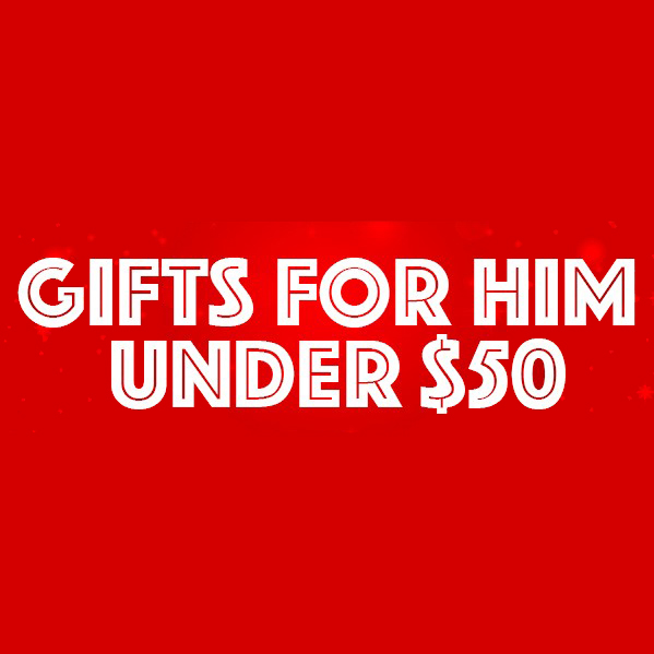 Gifts for Him under $50 | Best Holiday Gift Ideas for 2019 | Holiday Gift Guide