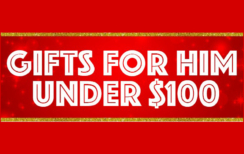 Gifts for Him under $100 | Best Holiday Gift Ideas for 2019 | Holiday Gift Guide
